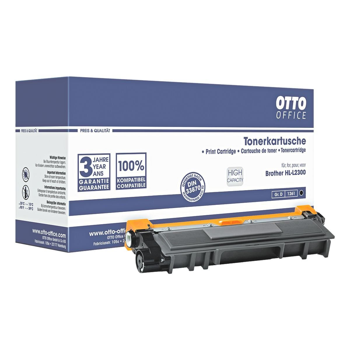 OTTO Office Standard Toner ersetzt Brother »TN-2320«
