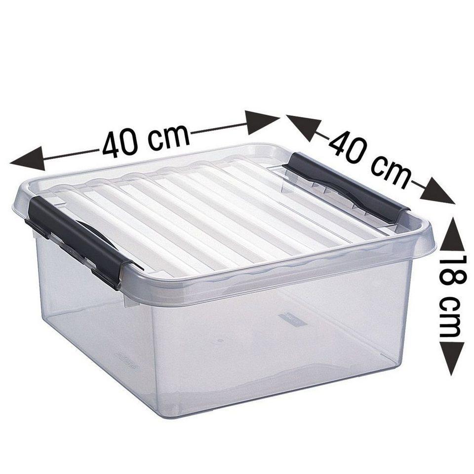 SUNWARE Ablagebox »Q-Line«