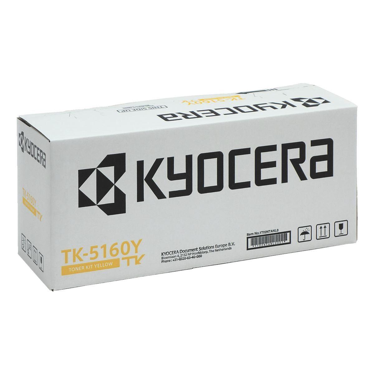 Kyocera Tonerpatrone »TK-5160Y«