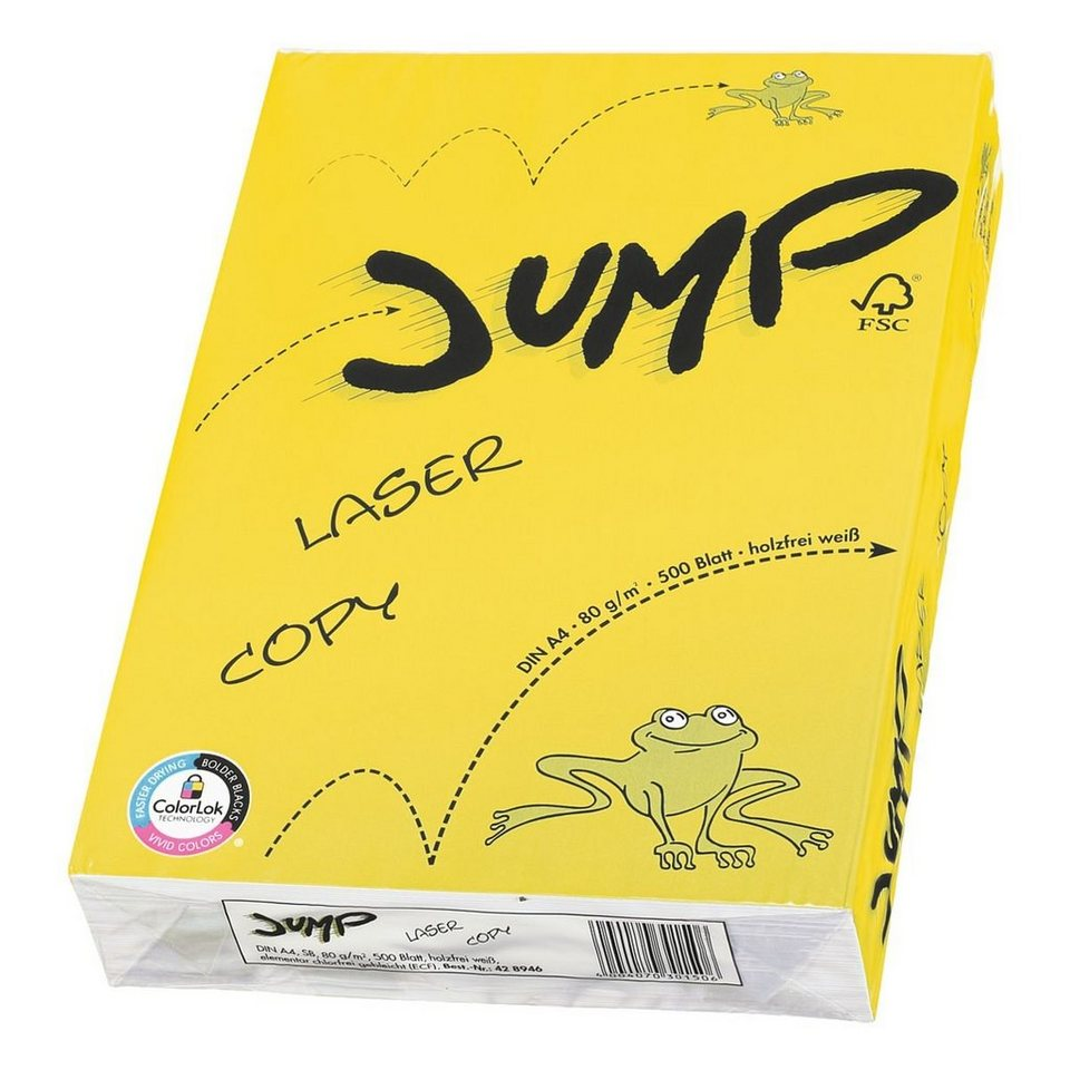 Kopierpapier »Jump«