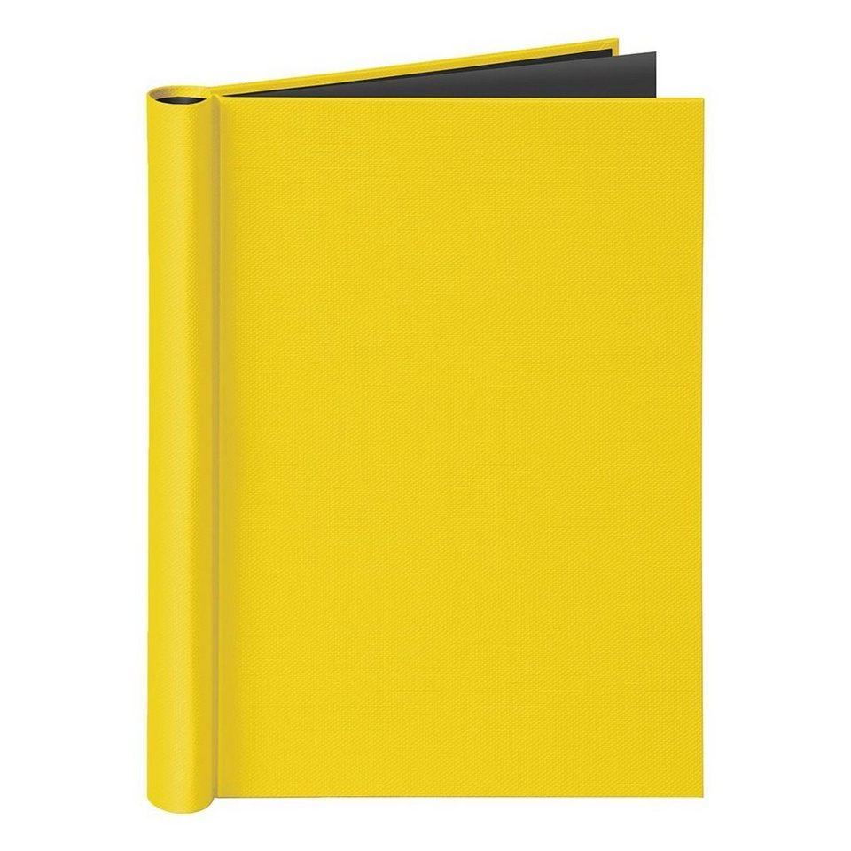 Veloflex Klemmbinder »Velocolor« in gelb