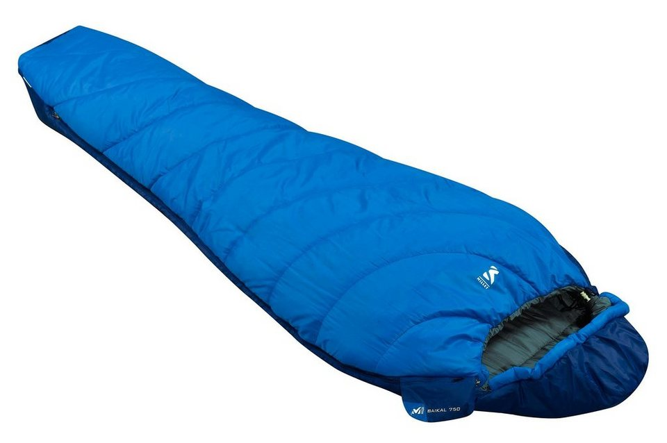 Millet Schlafsack »Baikal 750 Regular Sleeping Bag« in blau
