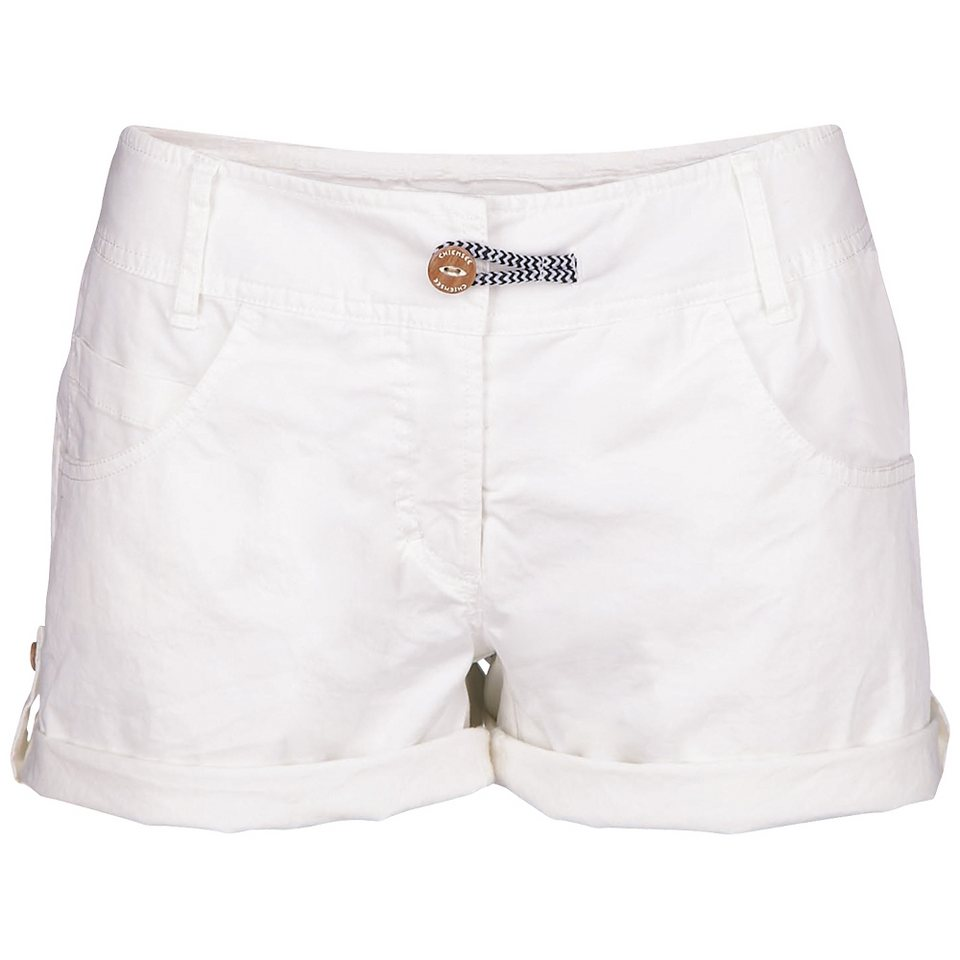 Chiemsee Shorts »LEYLA« in clear white
