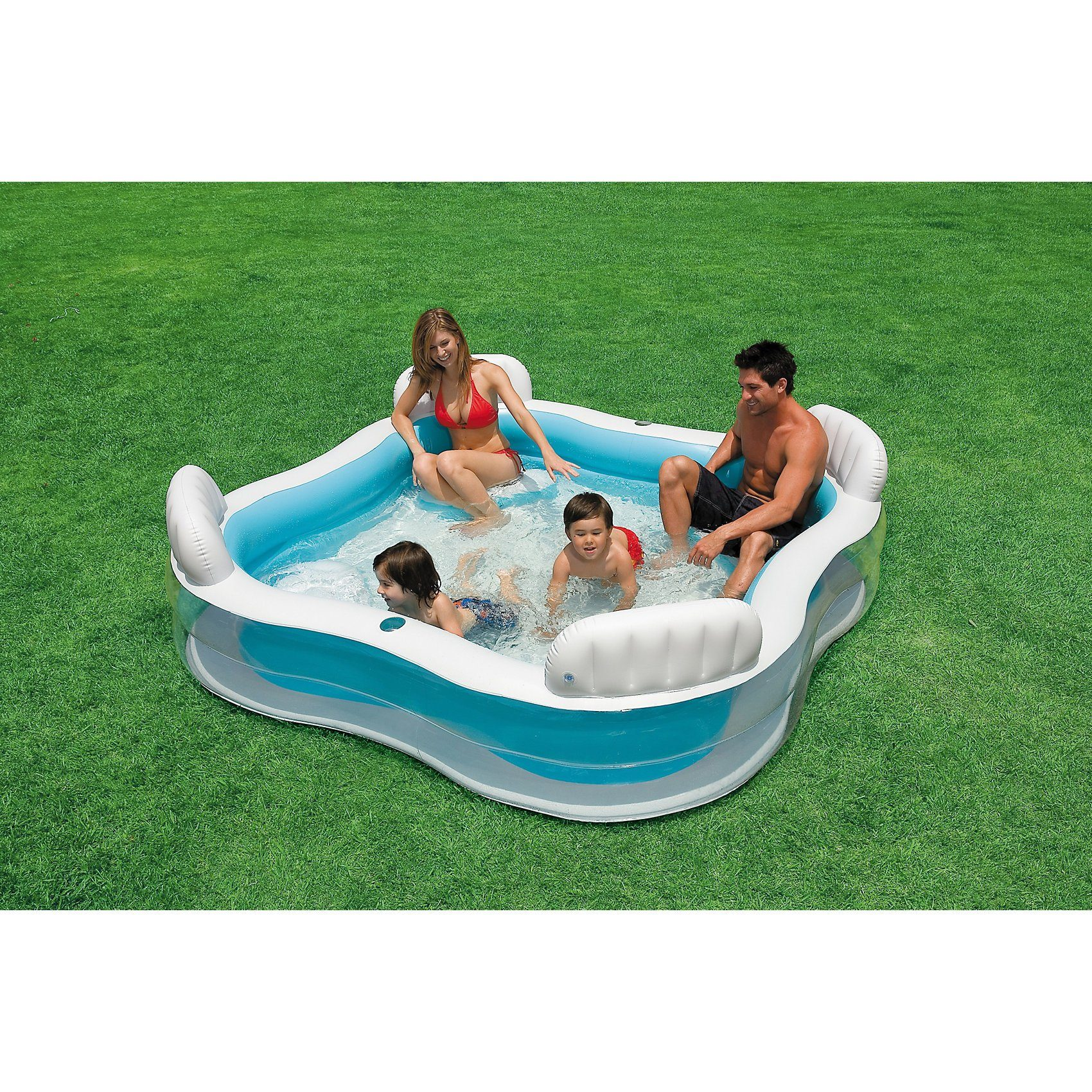 Intex Schwimmcenter Family Lounge