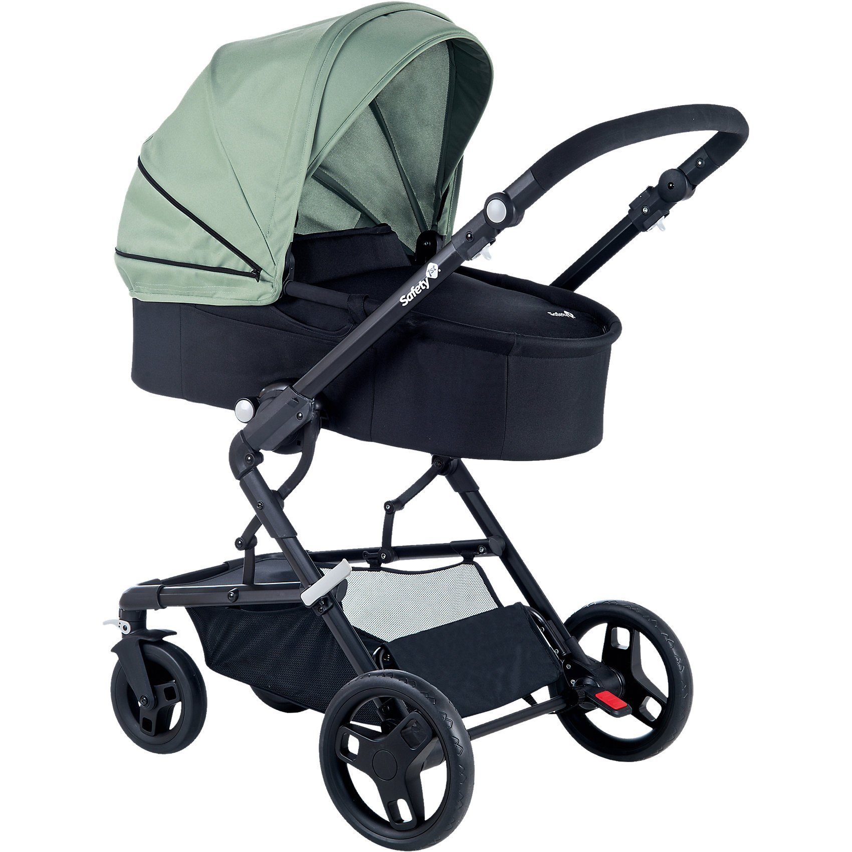 Safety 1st Kombi Kinderwagen Kokoon Comfort Set, Green Hill, 2016