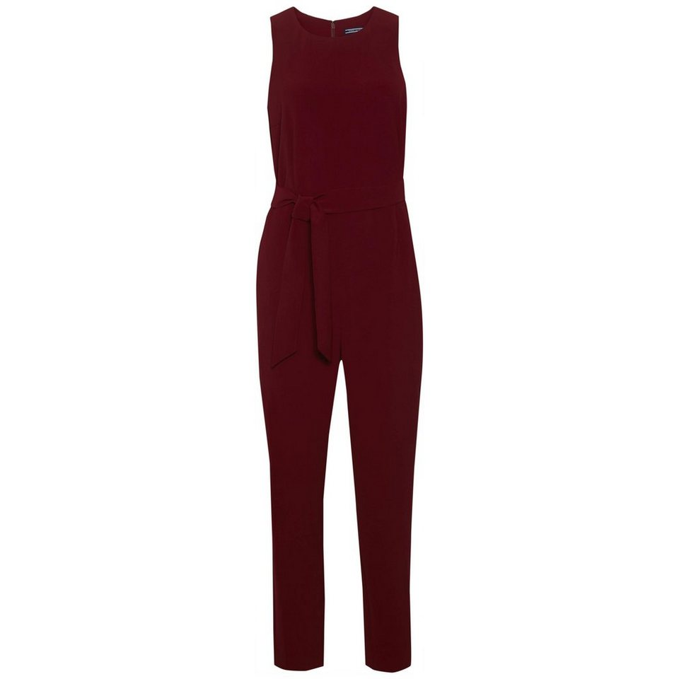 Tommy Hilfiger Overalls »JILLIAN JUMPSUIT« in SYRAH