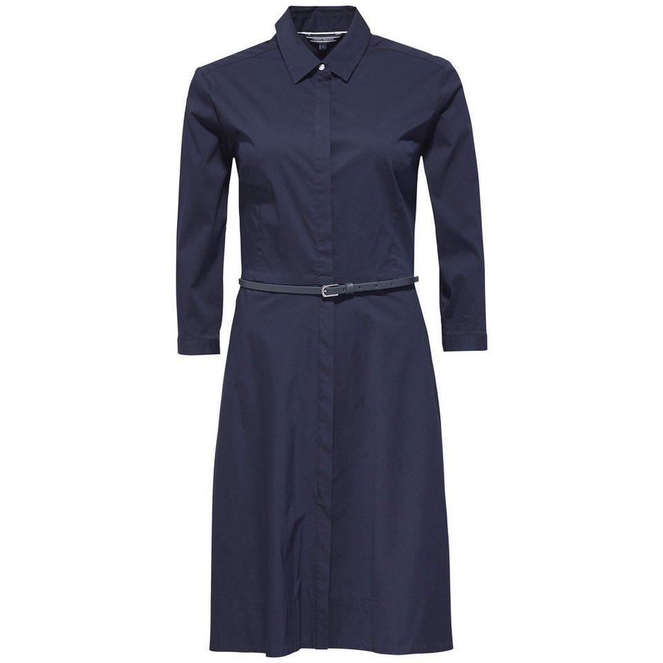 Tommy Hilfiger Kleider »DELIA DRESS 3/4 SLV« in NIGHT SKY
