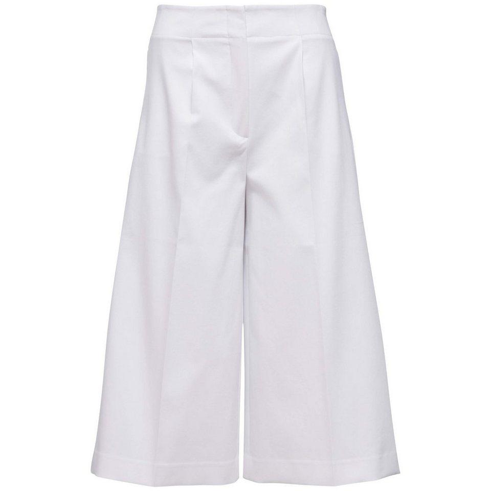 Tommy Hilfiger Hosen lang »JOSIE WL PANT« in WHITE