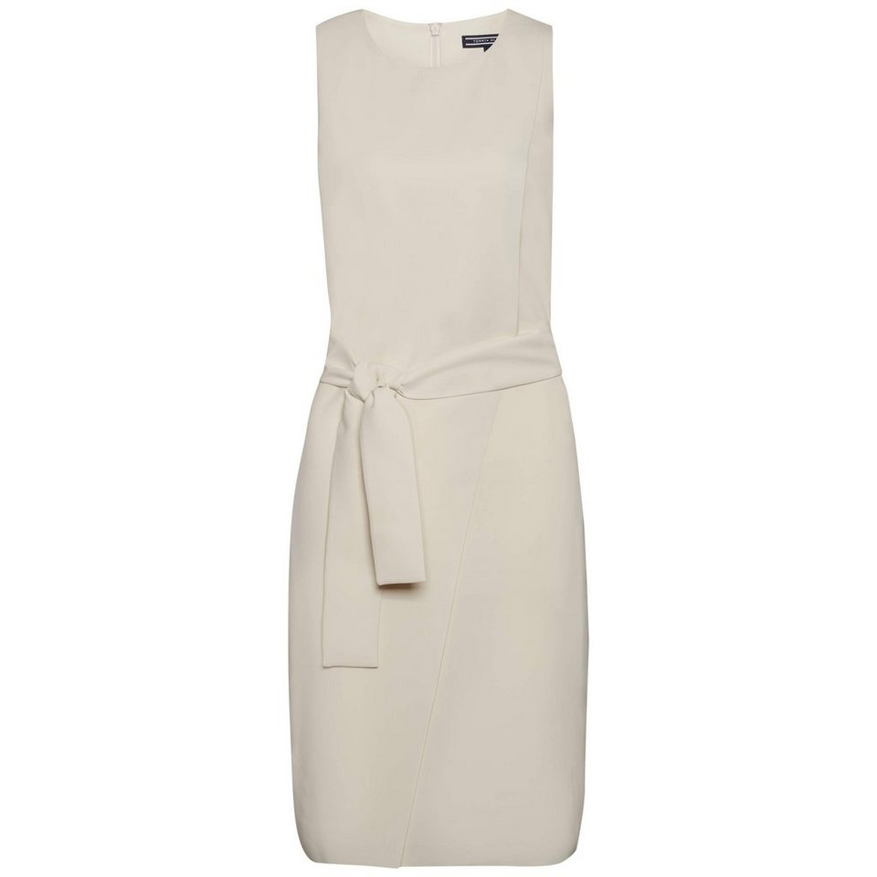 Tommy Hilfiger Kleider »JILLIAN ENVELOPE DRESS« in WHITE