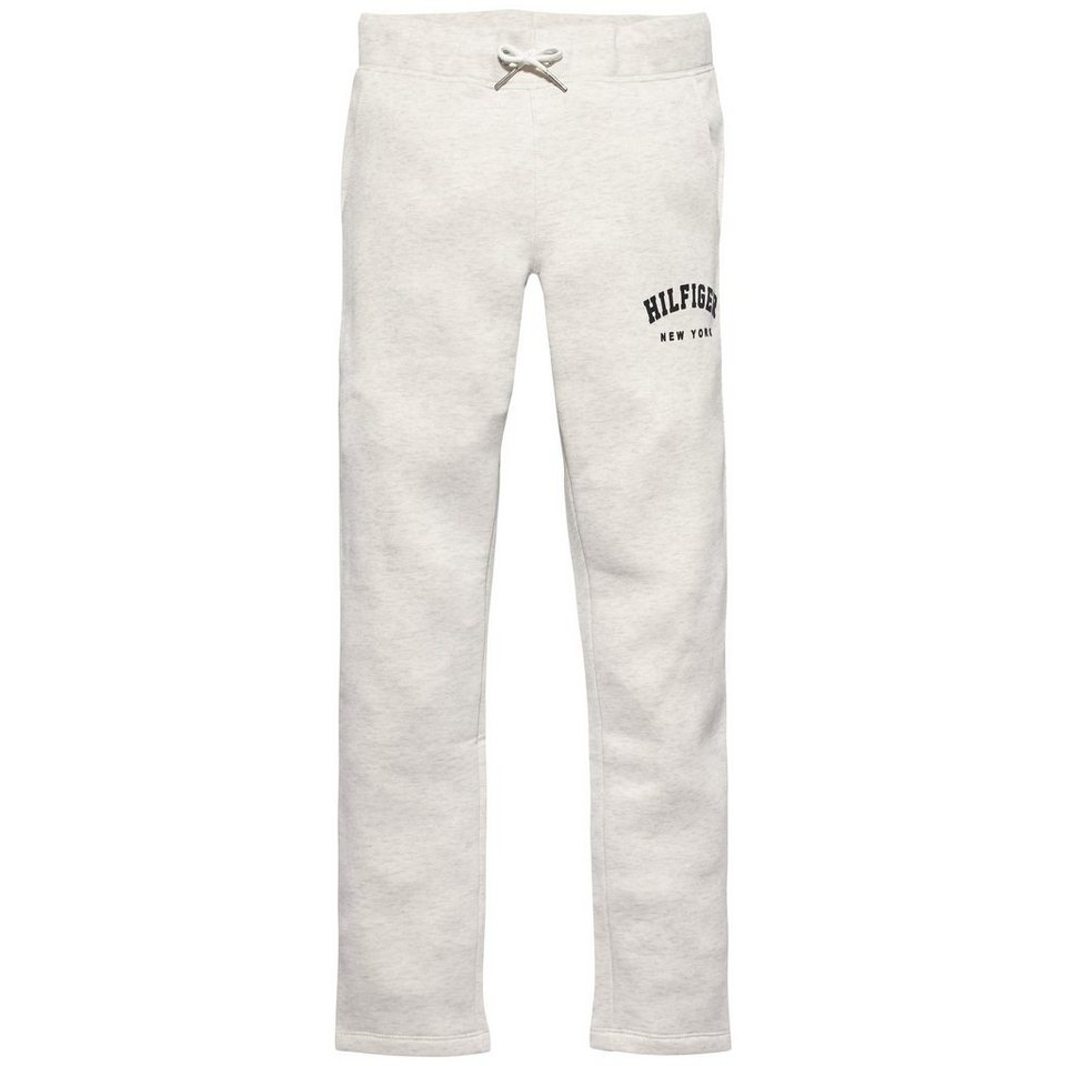 Tommy Hilfiger Hosen lang »MADELENE SWEAT PANTS« in WHITE