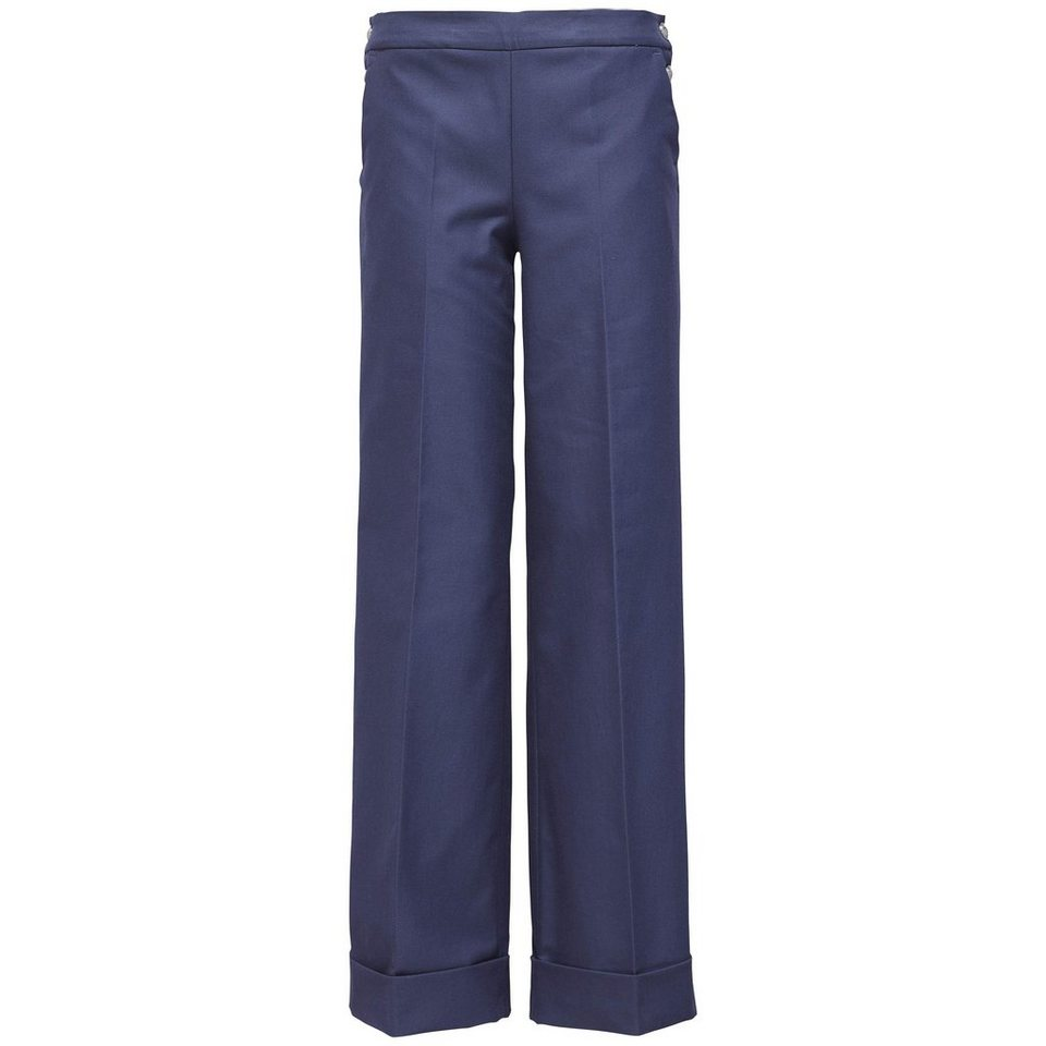 Tommy Hilfiger Hosen lang »JOLINE WL PANT« in FADED BLUE