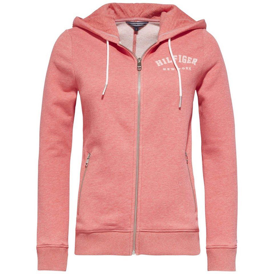 Tommy Hilfiger Sweatshirts »MADELENE HOODIE LS« in DESERT ROSE HTR