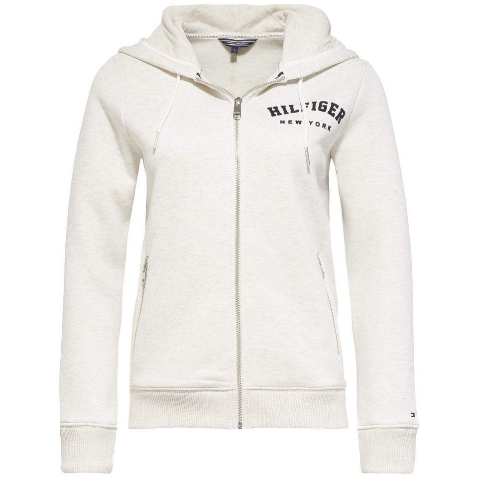 Tommy Hilfiger Sweatshirts »MADELENE HOODIE LS« in WHITE