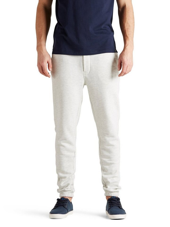 Jack & Jones Tight-Fit- Sweathose in Treated White
