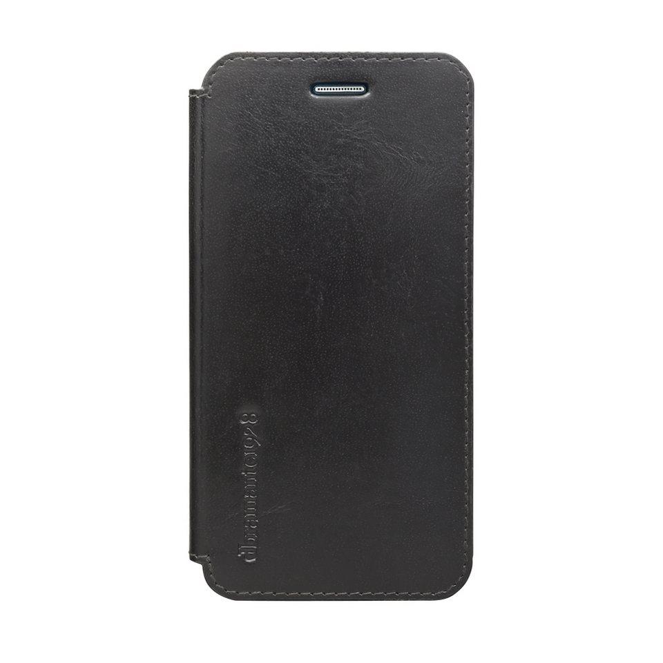 dbramante1928 LederCase »Folio Frederiksberg 2 Samsung Galaxy S6 Black« in braun