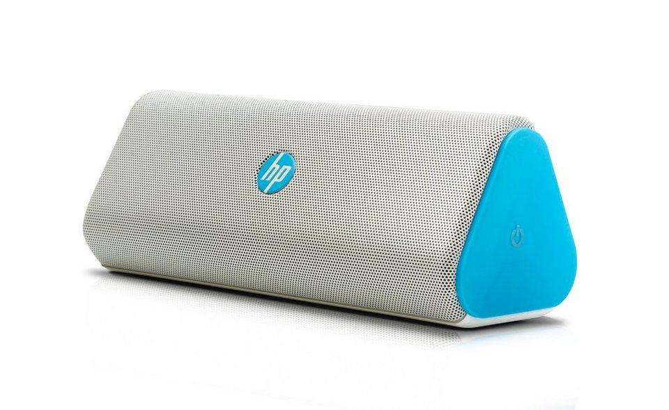 HP Bluetooth Lautsprecher »Roar Plus Bluetooth-Lautsprecher blau«