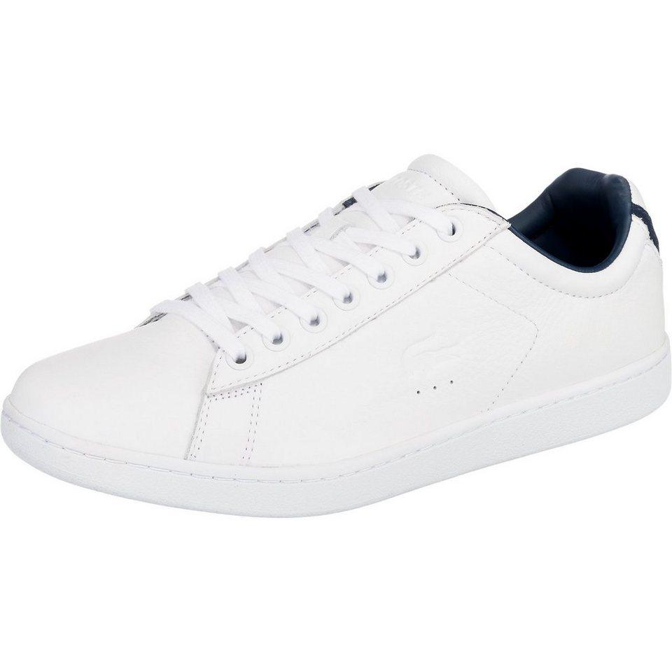 LACOSTE Carnaby Evo Sneakers in weiß