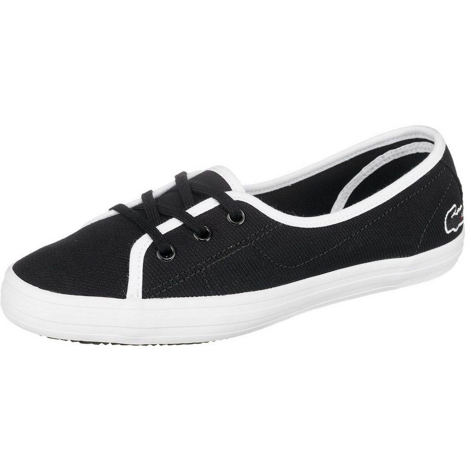LACOSTE Ziane Chunky Sneakers in schwarz