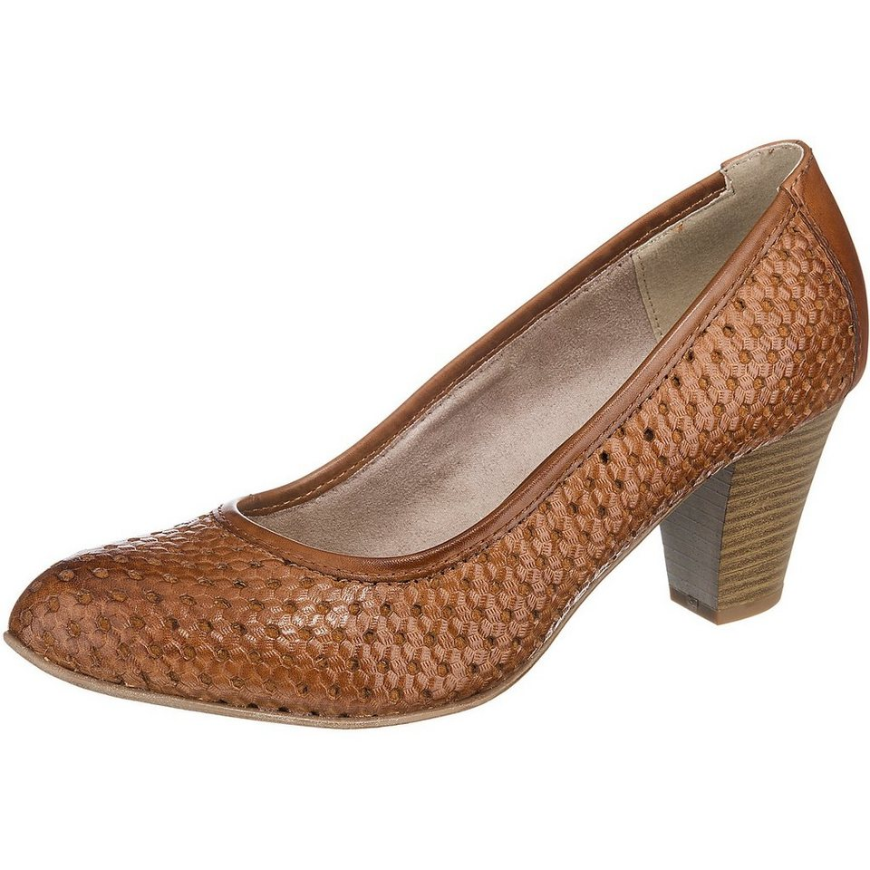 Jana Coco Pumps in nut