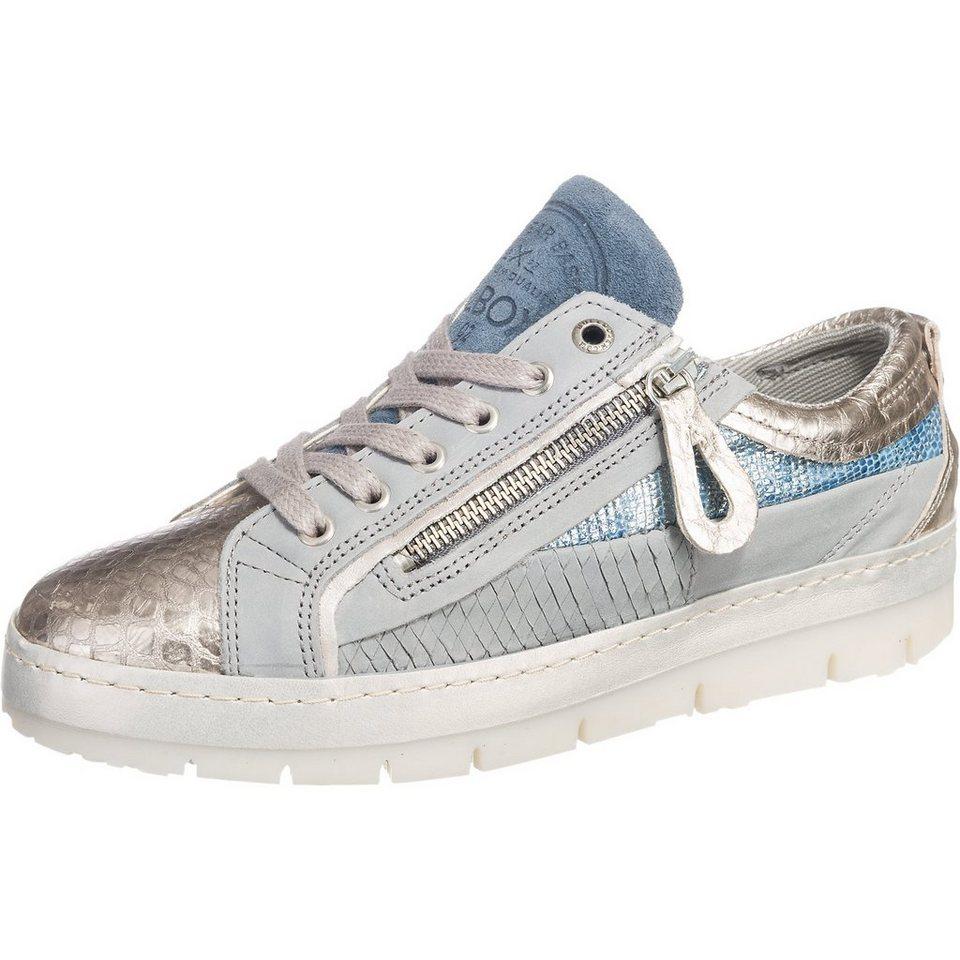BULLBOXER Sneakers in blau-kombi