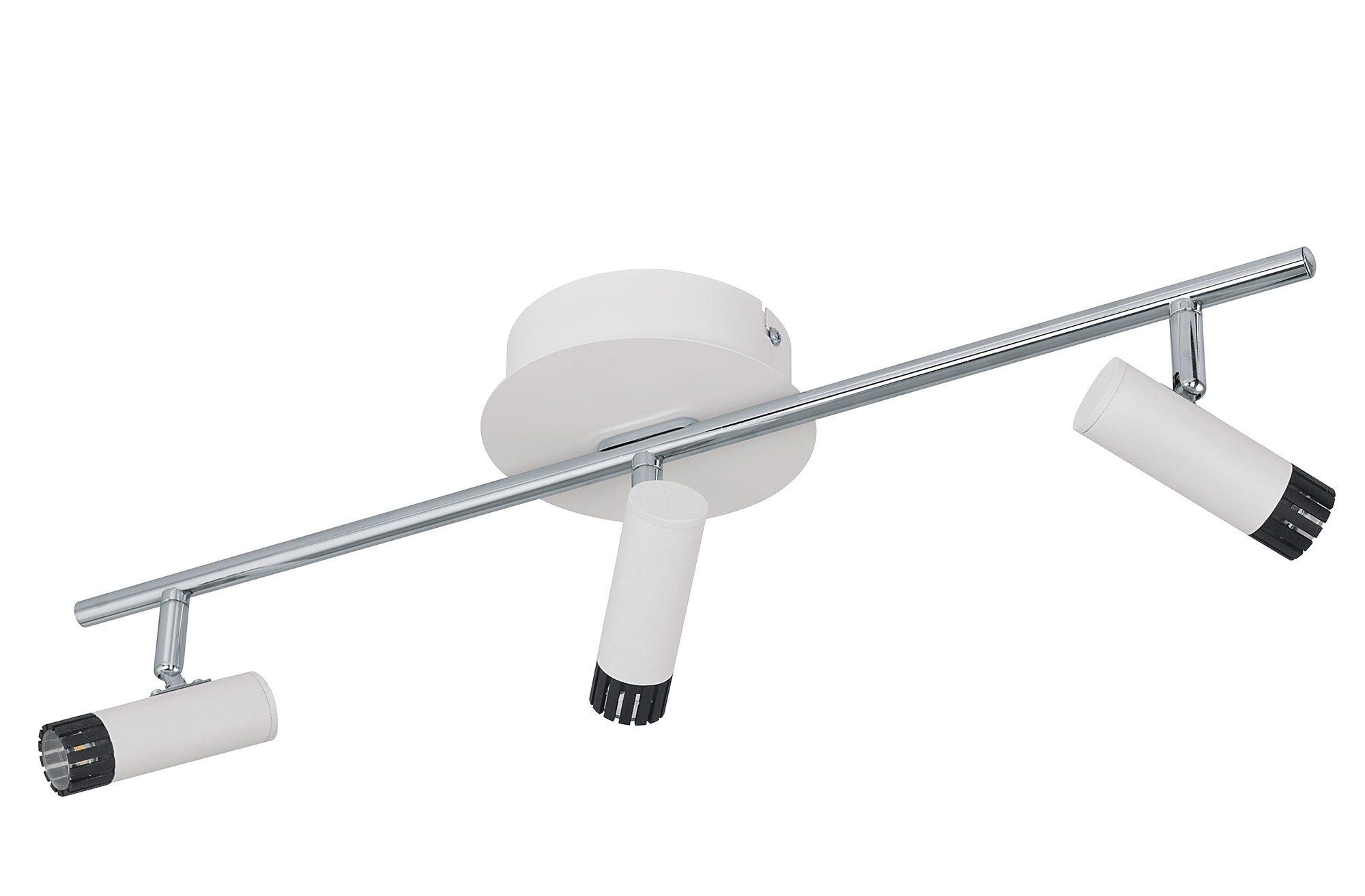 Eglo LED-Deckenleuchte, 3flg., »LIANELLO«