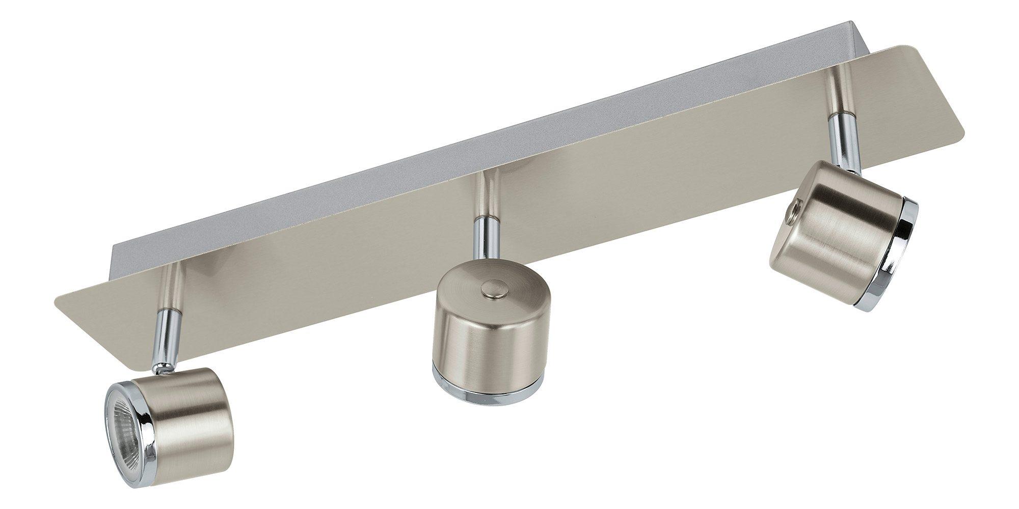 Eglo LED-Deckenleuchte, 3flg., »PIERINO«