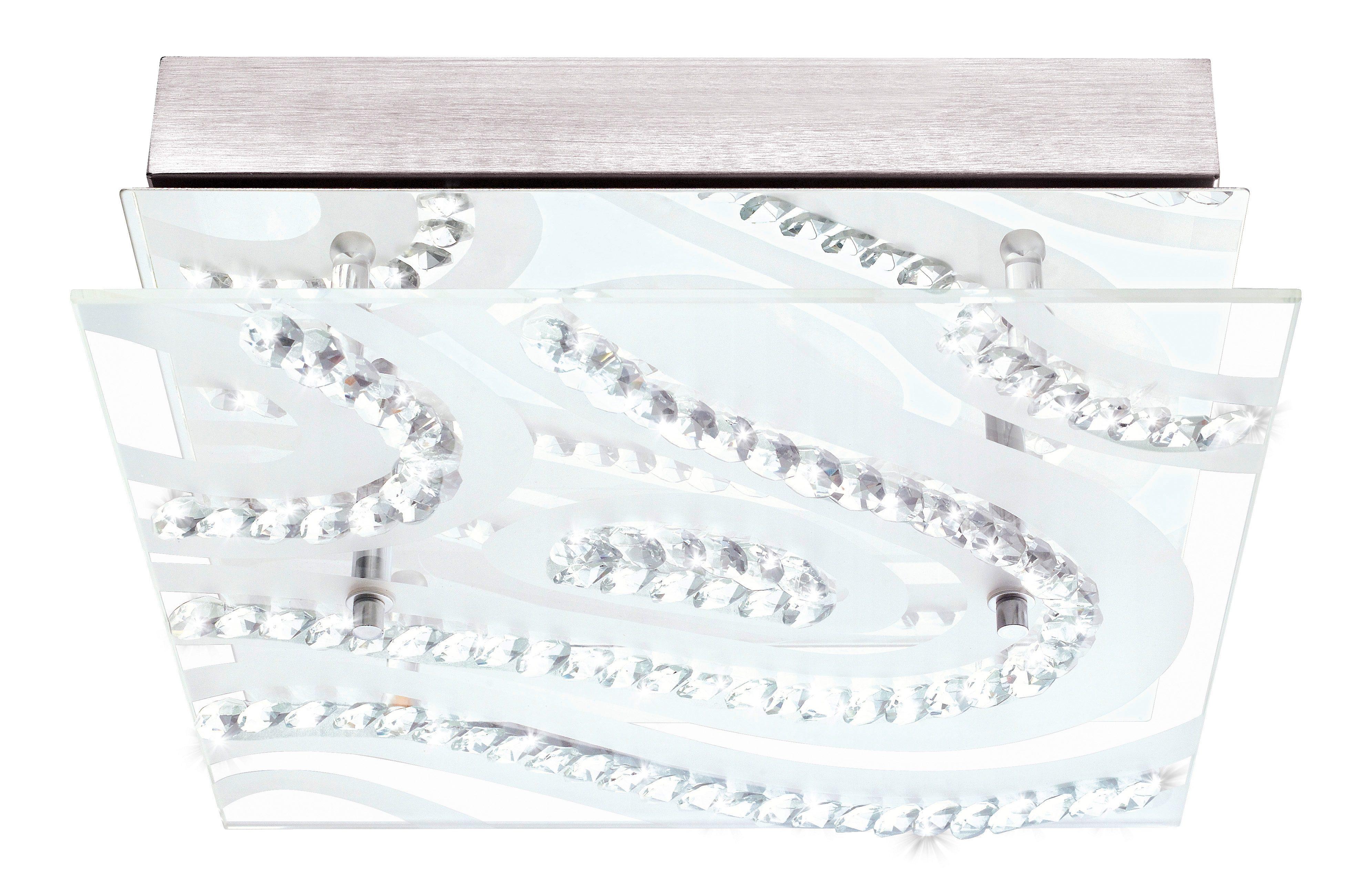 Eglo LED-Deckenleuchte, 4flg., »VERDESCA«
