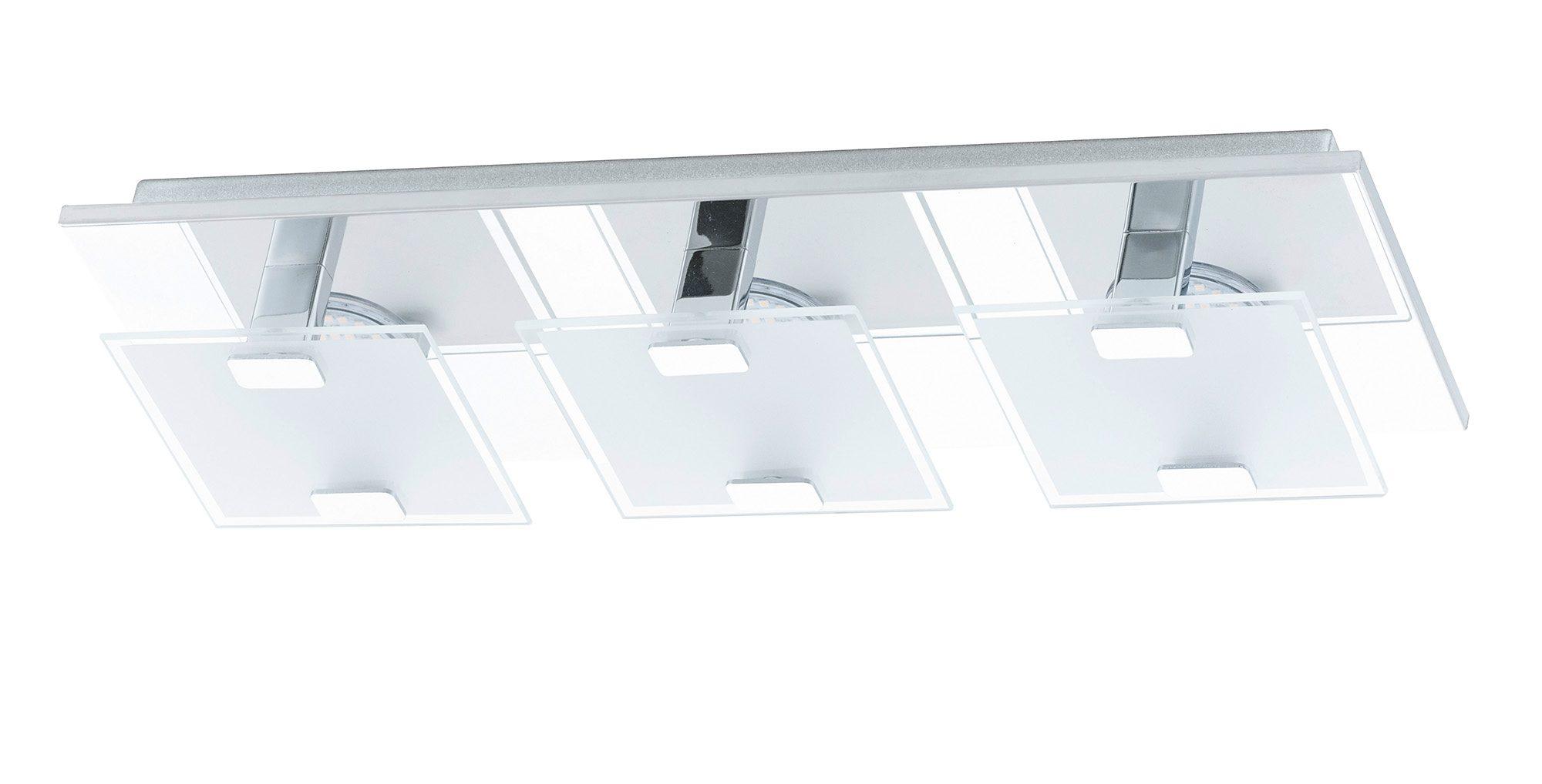 Eglo LED-Deckenleuchte, 3flg, »VICARO«