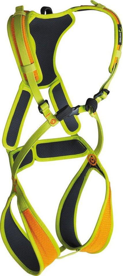Edelrid Outdoor-Equipment »Fraggle II Harness Kids XS« in grün