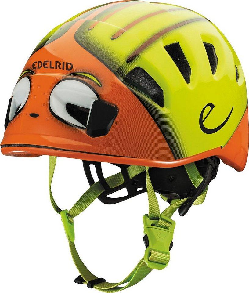 Edelrid Kletterhelm »Shield II Helmet Kids« in orange