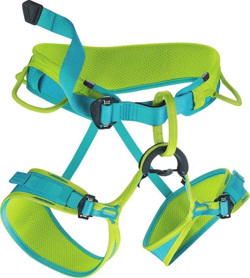 Edelrid Outdoor-Equipment »Jayne Harness Women XS« in grün