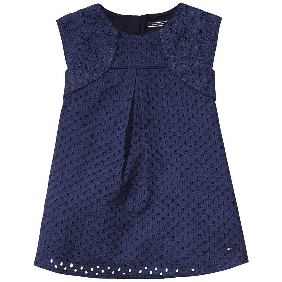 Tommy Hilfiger Dresses »FLORENCE MINI DRESS S/S« in Black Iris