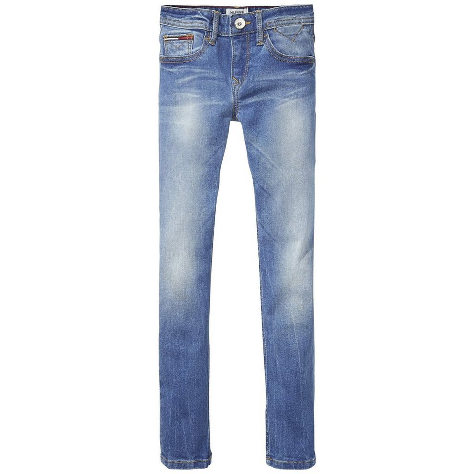 Tommy Hilfiger Denim Pants »NAOMI SKINNY GMW« in Georgianna Mid Wash