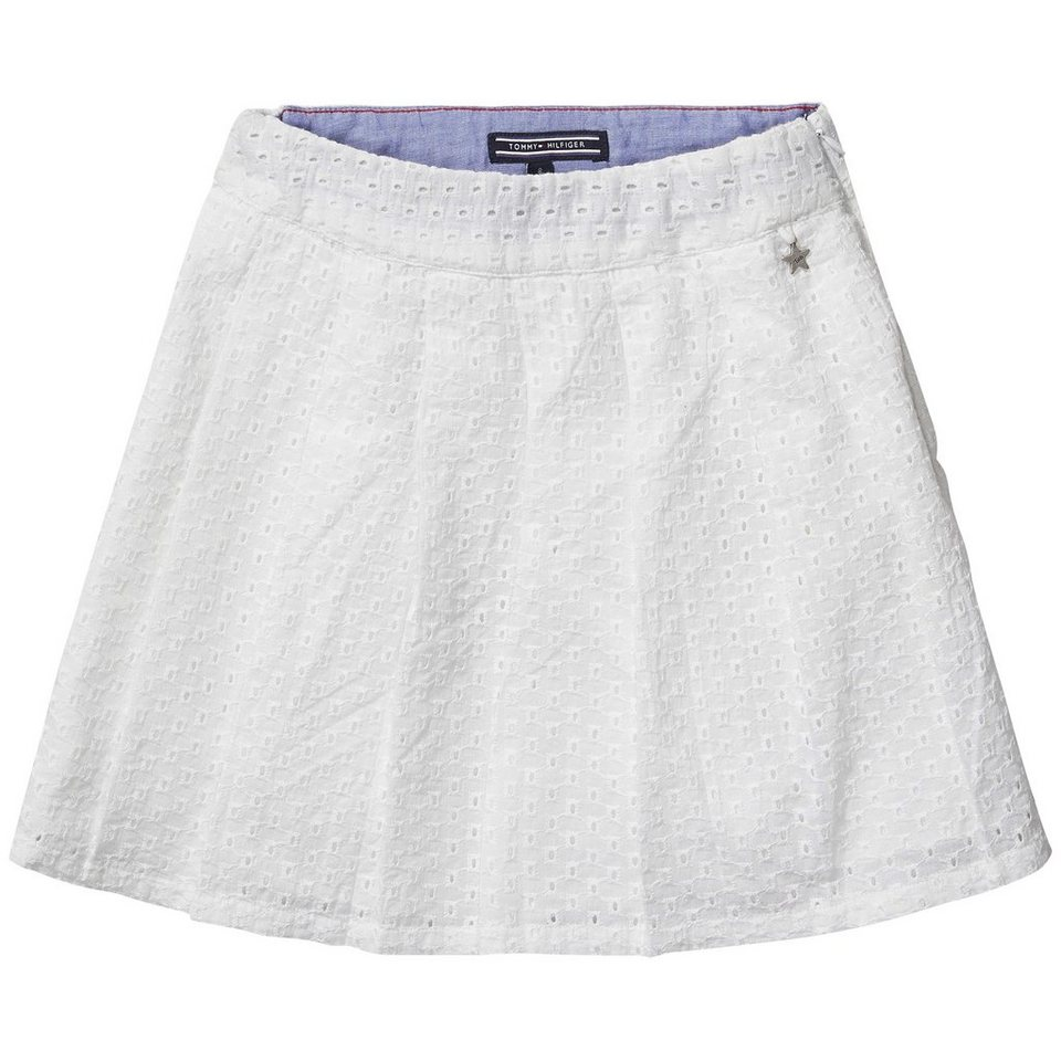 Tommy Hilfiger Skirts »FLORENCE SKIRT« in white
