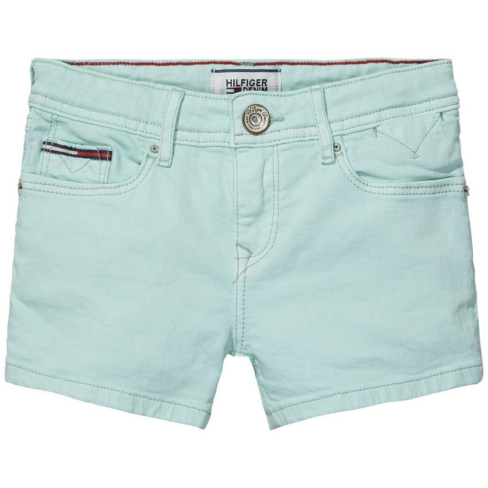 Tommy Hilfiger Shorts »NAOMI DENIM SHORT VCD« in Ocean Wave