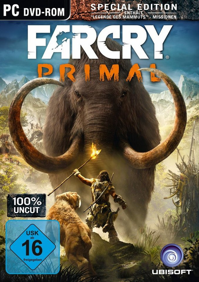 Far Cry Primal Special Edition (100% Uncut) PC