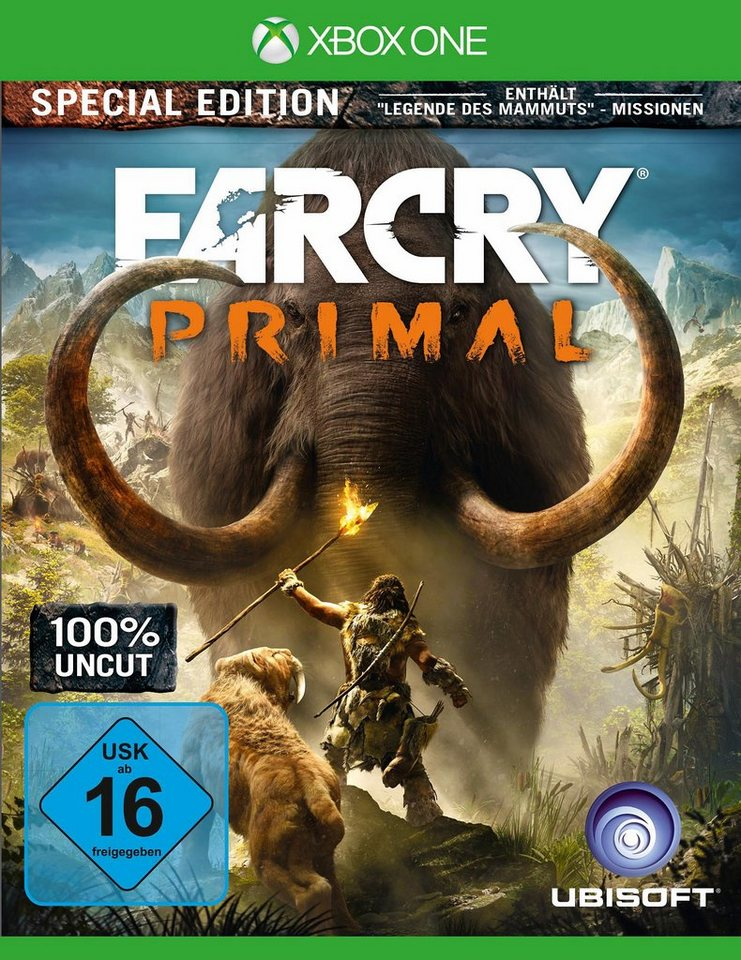 Far Cry Primal Special Edition (100% Uncut) Xbox One