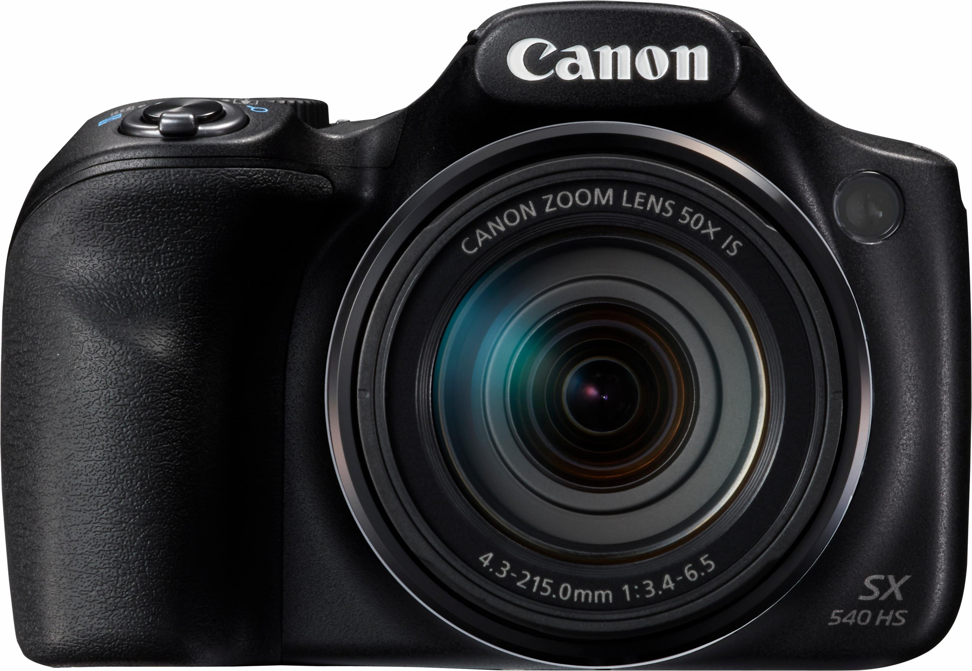 Canon PowerShot SX540 HS Super Zoom Kamera, 20,3 Megapixel, 50x opt. Zoom, 7,5 cm (3 Zoll) Display