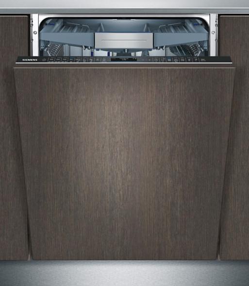 Siemens vollintegrierbarer Einbaugeschirrspüler SX778X16TE, A+++, 9,5 Liter, 14 Maßgedecke