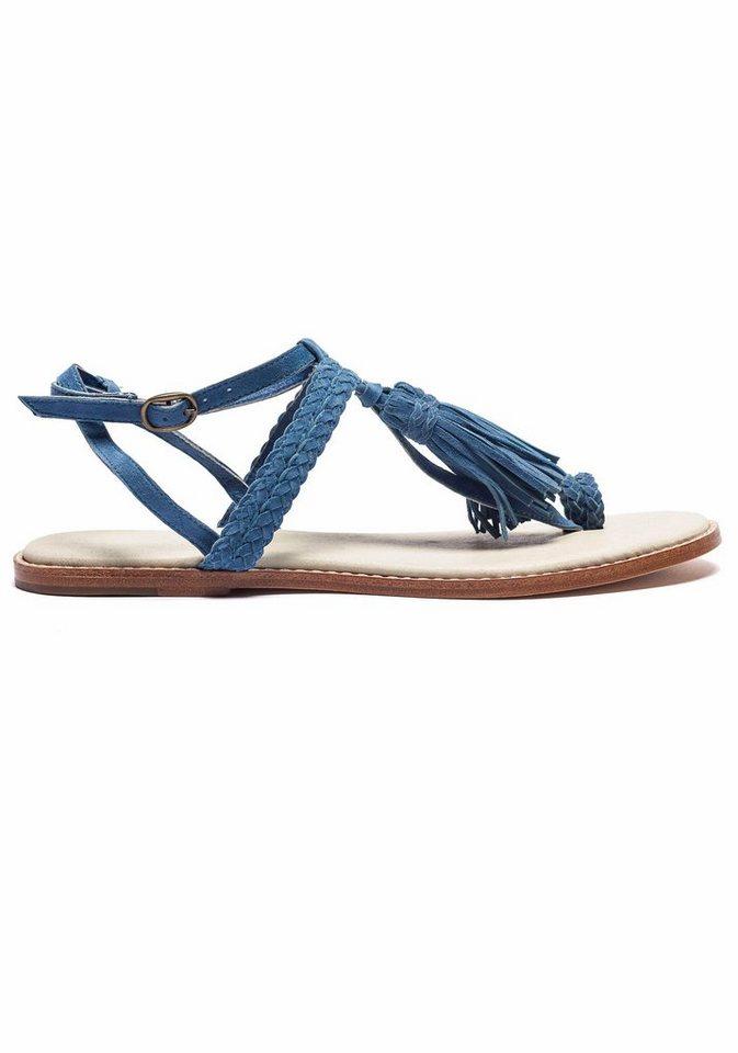 Liebeskind Sandale in graublau