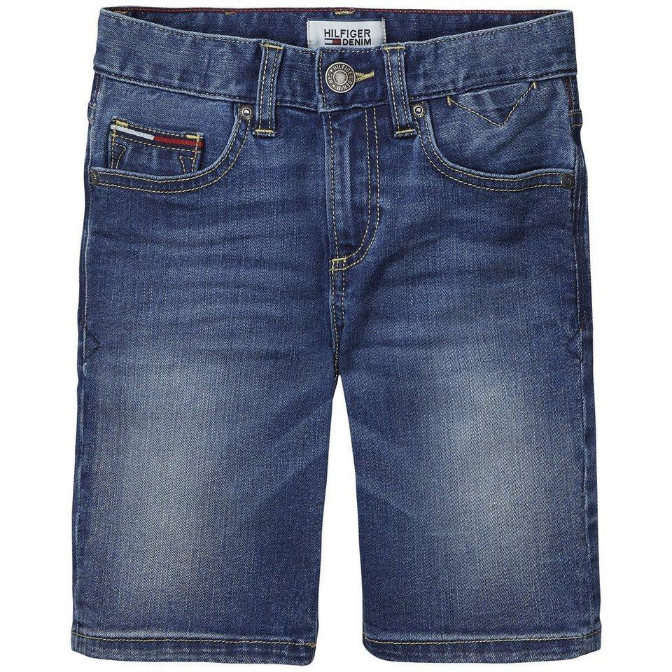 Tommy Hilfiger Shorts »CLYDE DENIM SHORT VLW« in Vermont Light Wash