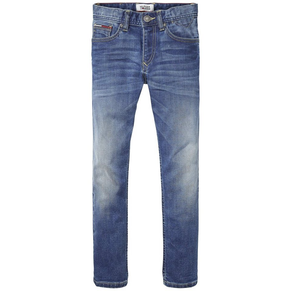 Tommy Hilfiger Denim Pants »RONNIE TAPERED VLW« in Vermont Light Wash