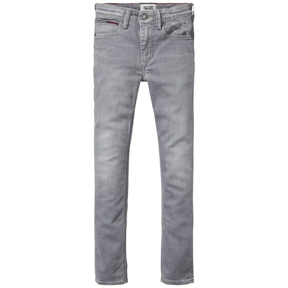 Tommy Hilfiger Denim Pants »STEVE SLIM GCW« in Grey Comfort Wash