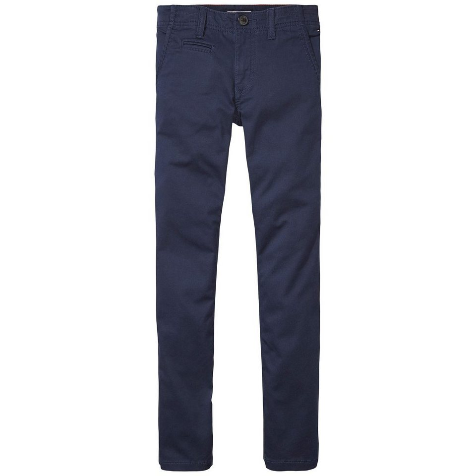 Tommy Hilfiger Pants »DENTON CHINO ST« in Black Iris