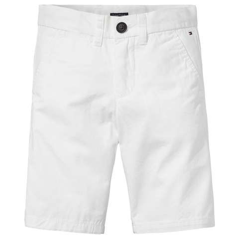 Tommy Hilfiger Shorts »MERCER CHINO SHORT BTO« in white
