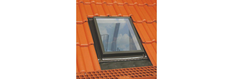 Dachfenster »Kaltdachausstieg WGI«, BxH: 46x75 cm