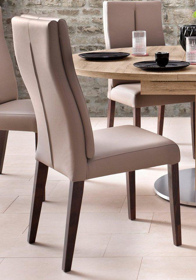 Stühle (2 Stück) in schlamm