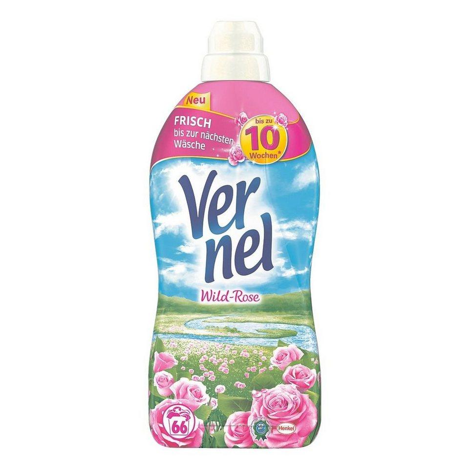 Henkel Weichspüler »Vernel Wild-Rose«