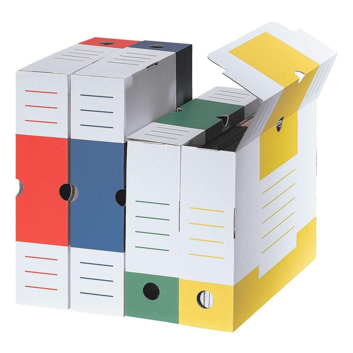 CARTONIA Archivschachtel »Color«