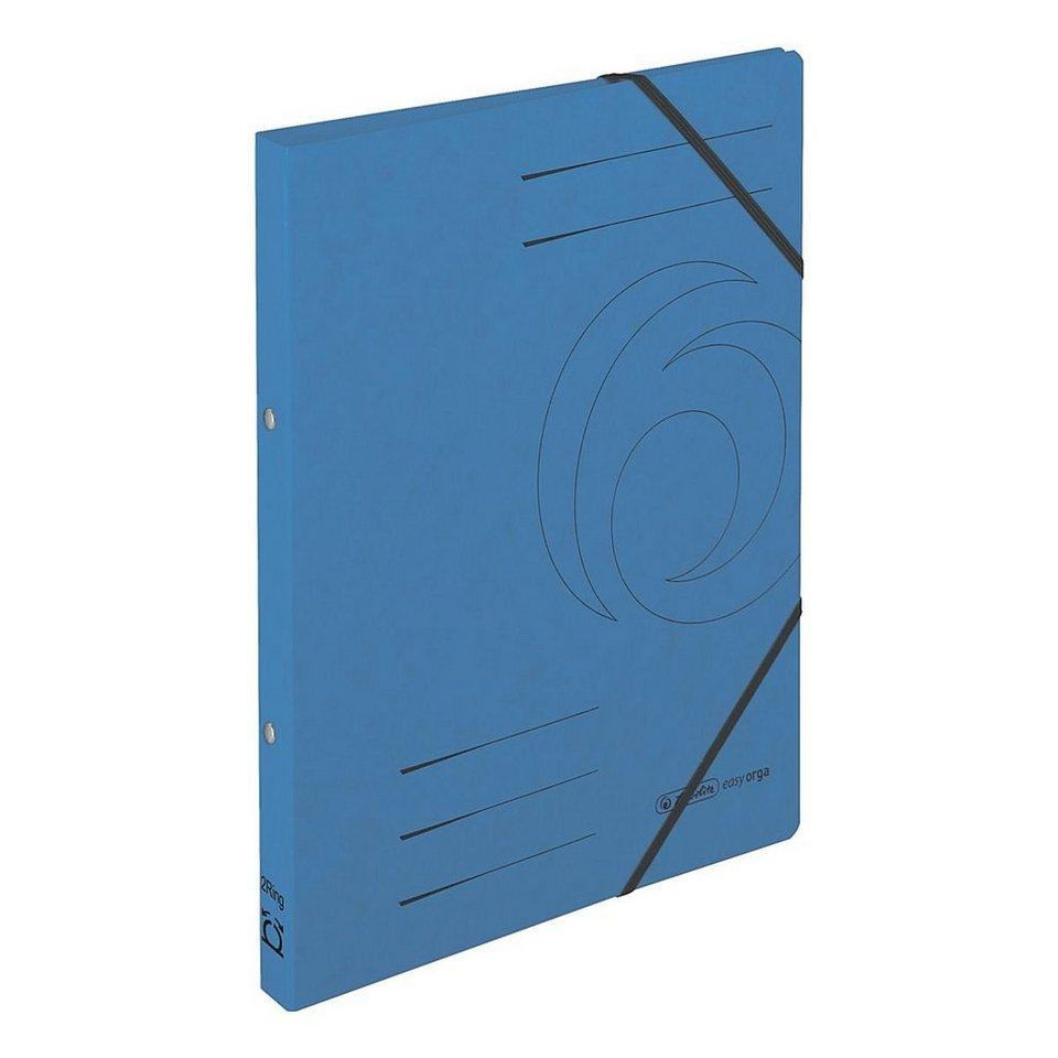 Herlitz Ringhefter »Colorspan« in blau